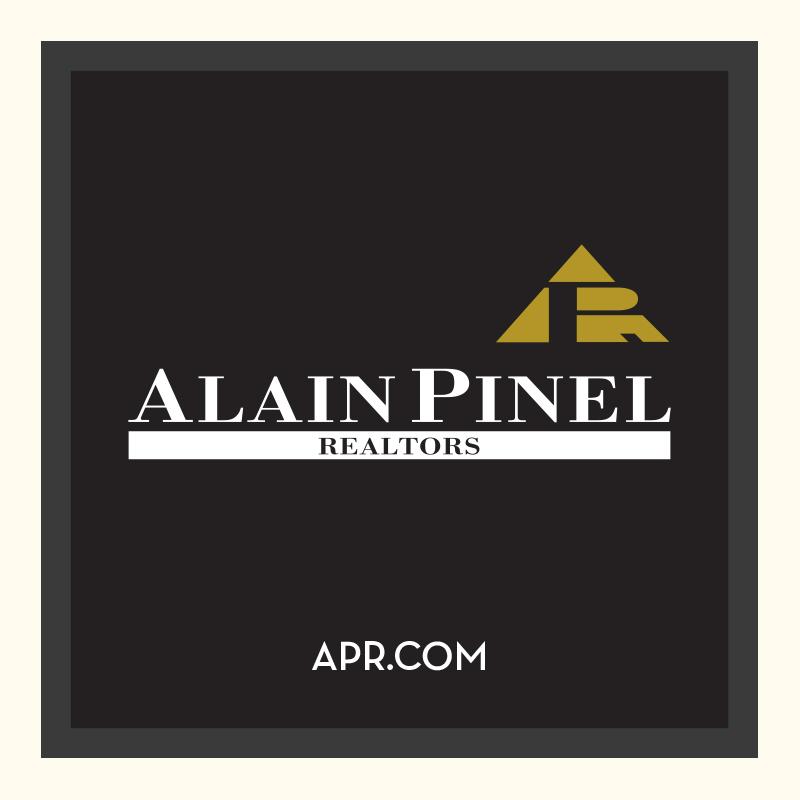 Alain Pinel Realtors Hanging Sign Panels-24X24_OFF_172