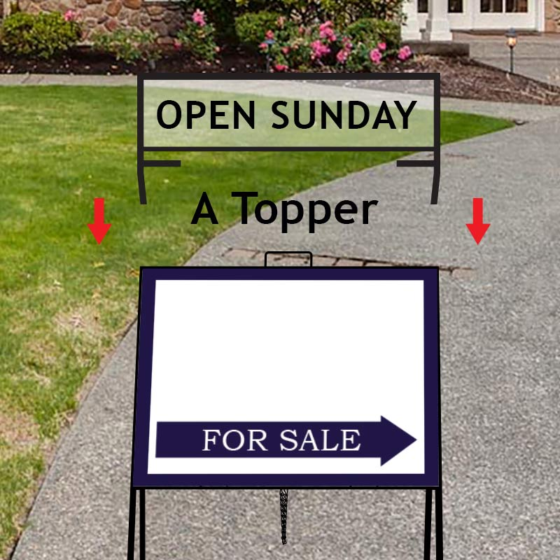 Berkshire Hathaway HomeServices Open House & Directional Signs-ATOPPERS_119
