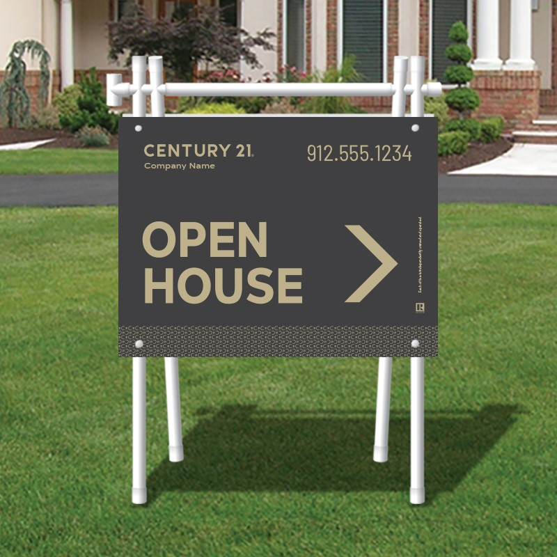 Century 21® Open House & Directional Signs-APV1_18X24_STD_200