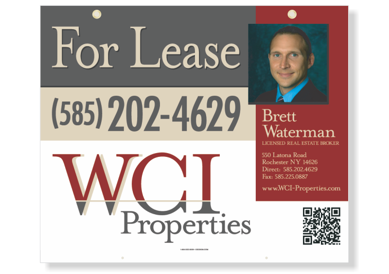 Independent Real Estate Hanging Sign Panels-24X30_DG_HP_7