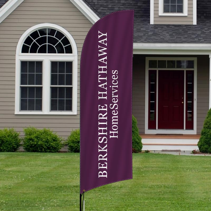 Independent Real Estate Feather Flags-BHH1F_7