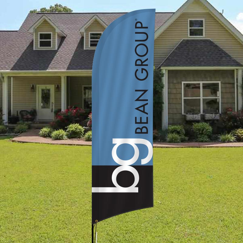 Independent Real Estate Feather Flags-BN2FF_7