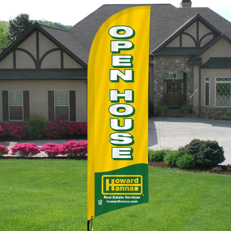 Independent Real Estate Feather Flags-HH1FF_7