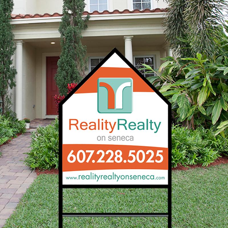 Independent Real Estate Signs & Frames-IND237
