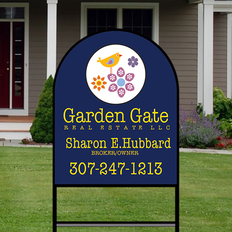 Independent Real Estate Signs & Frames-IND253