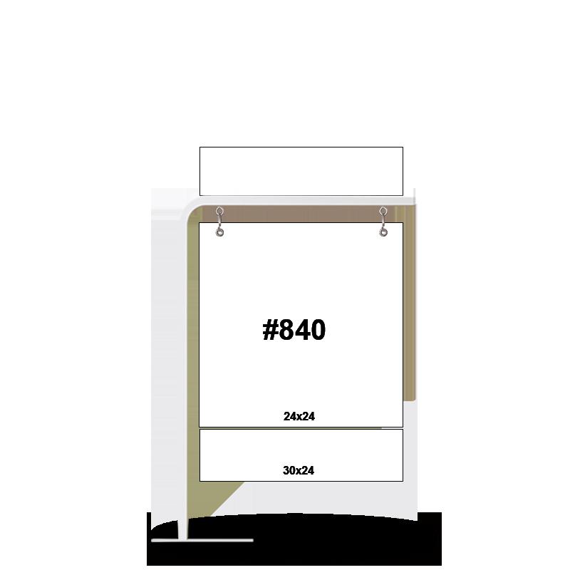 Independent Real Estate Swingposts-IND840