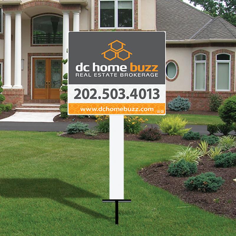 Independent Real Estate Signs & Frames-IND980
