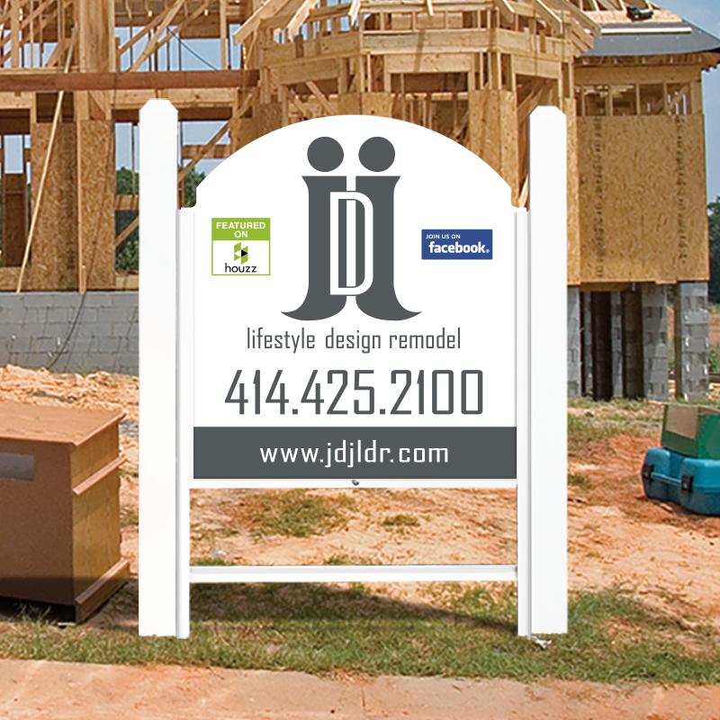 Independent Real Estate Signs & Frames-IND_804