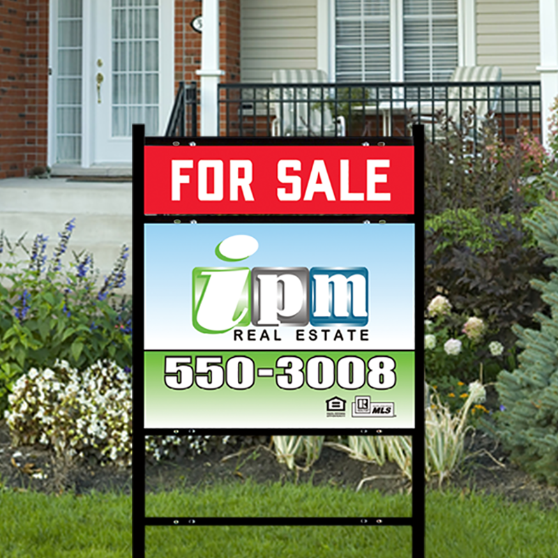 Independent Real Estate Signs & Frames-IND_A00_7
