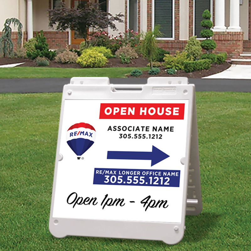REMAX Open House & Directional Signs-BS24_187