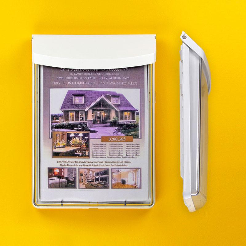 Auction Signs & Supplies Brochure Box-AUCBROCHURE