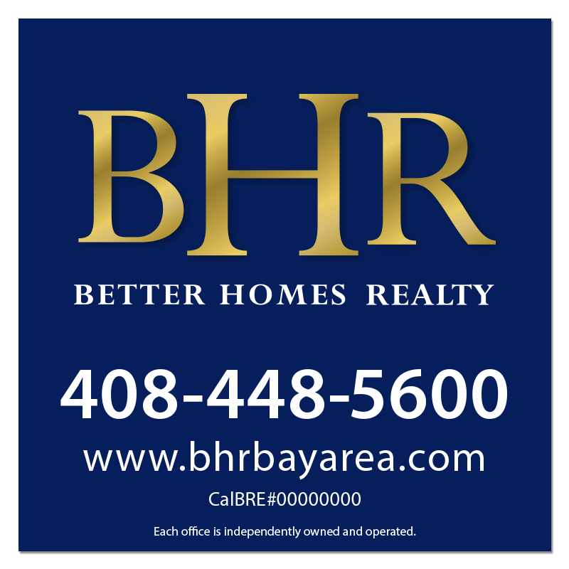 BHR (Better Home Realty) Listing Signs-24X24_DS_170