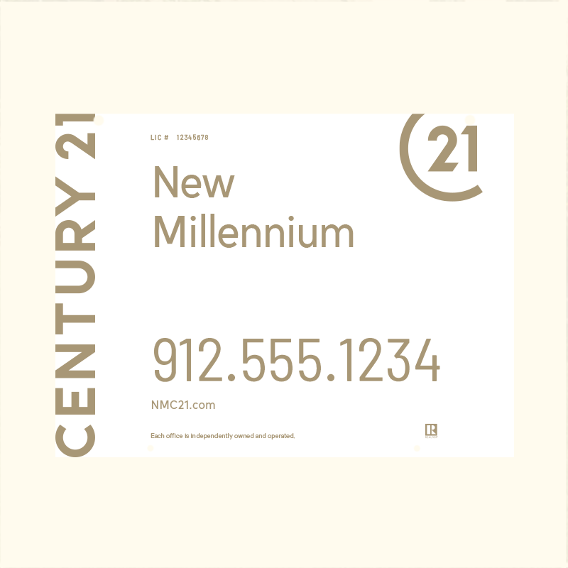 Century 21® Hanging Sign Panels-18X24HO_DES1W_200