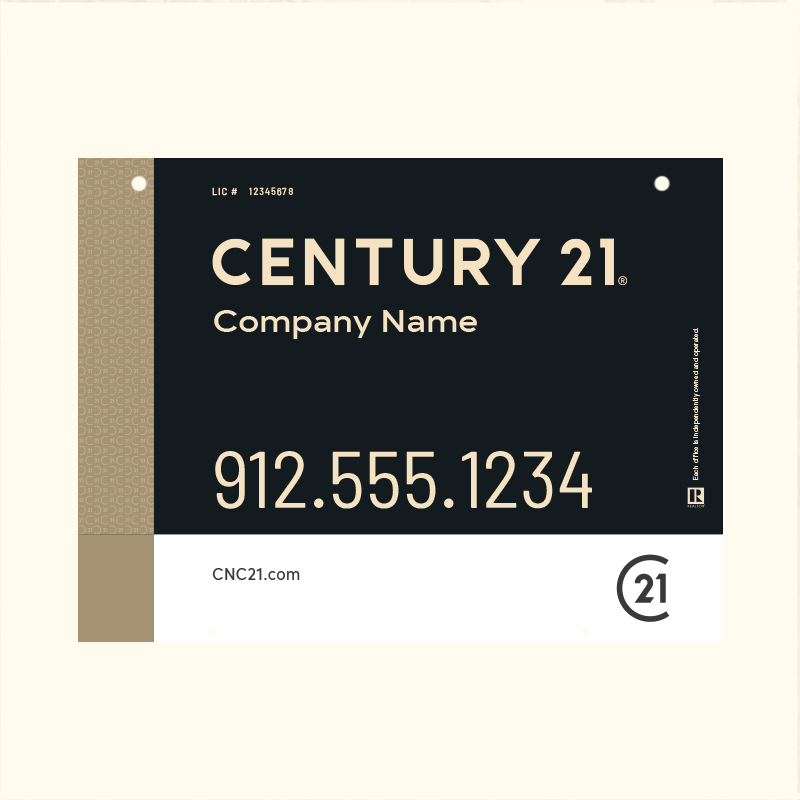 Century 21® Hanging Sign Panels-18X24HO_DES3BHC_200