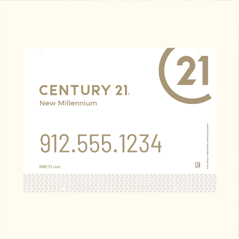Century 21® Hanging Sign Panels-18X24RO_DES2W_200
