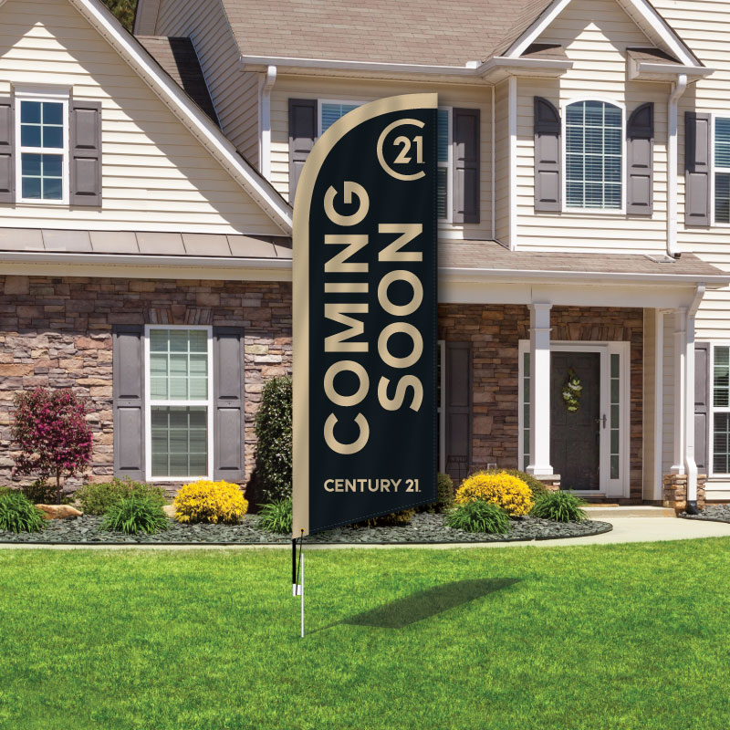 Century 21® Feather Flags-21CSF_FF_200