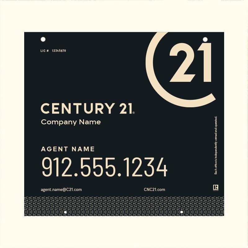 Century 21® Hanging Sign Panels-22X24HA_DES2BHC_200