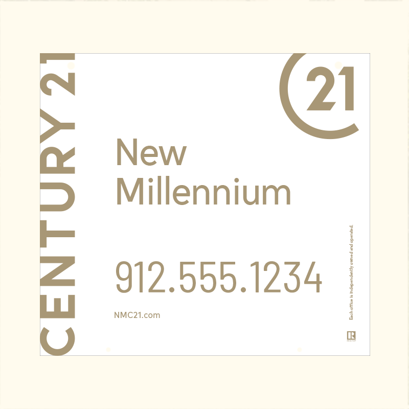 Century 21® Hanging Sign Panels-22X24HO_DES1W_200