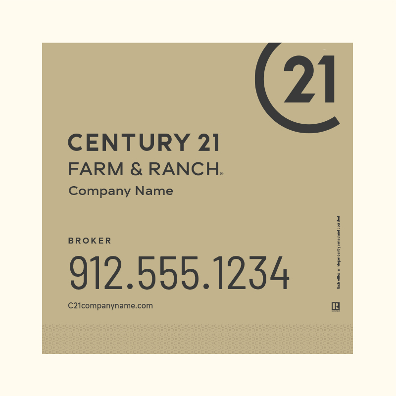 Century 21® Commercial Signs-24X24_FRBRK1_R_200