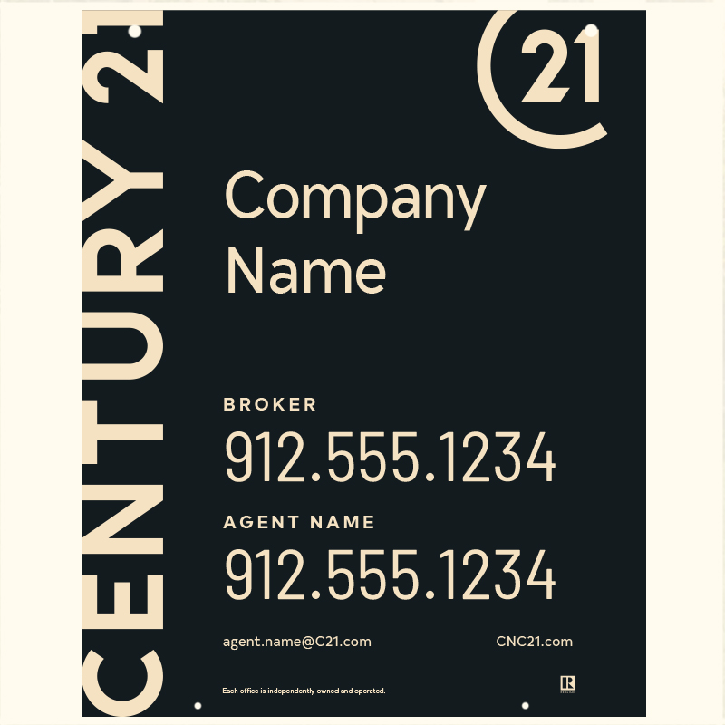 Century 21® Hanging Sign Panels-30X24HA_DES1BP2H_200