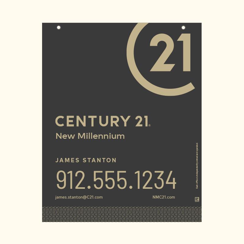 Century 21® Hanging Sign Panels-30X24HA_DES2B_200