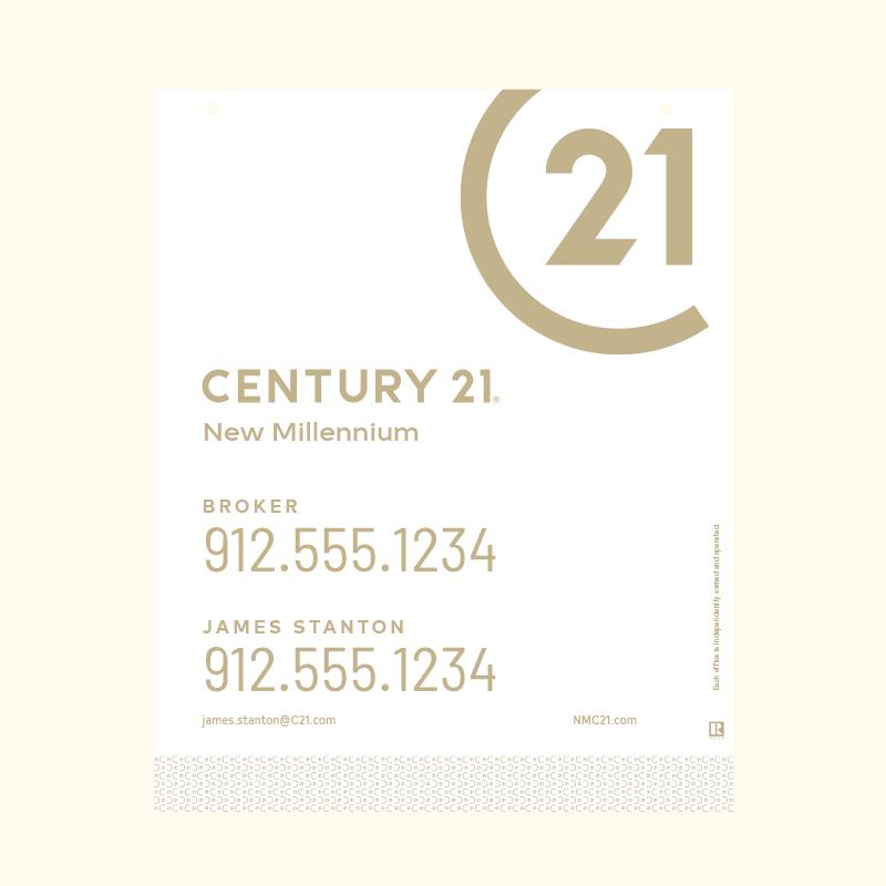 Century 21® Hanging Sign Panels-30X24HA_DES2W2P_200