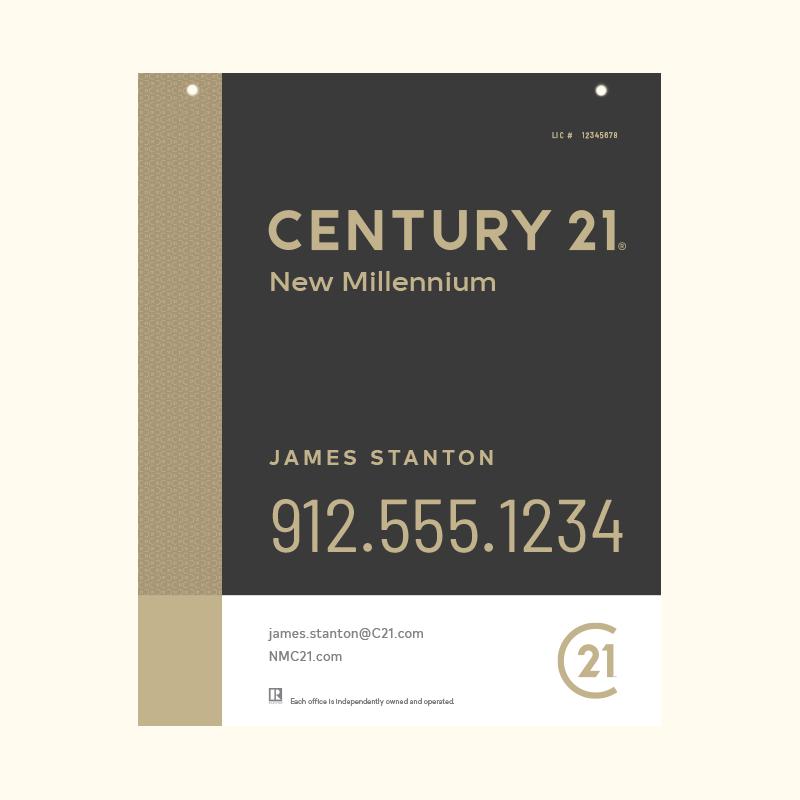 Century 21® Hanging Sign Panels-30X24HA_DES3B_200
