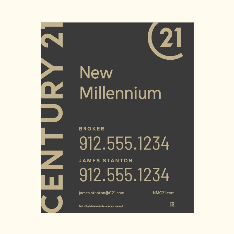 Century 21® Hanging Sign Panels-30X24RA_DES1BP2_200