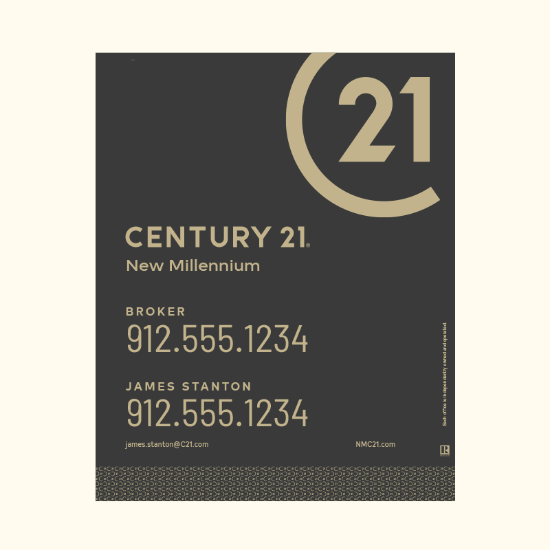 Century 21® Hanging Sign Panels-30X24RA_DES2BP2_200