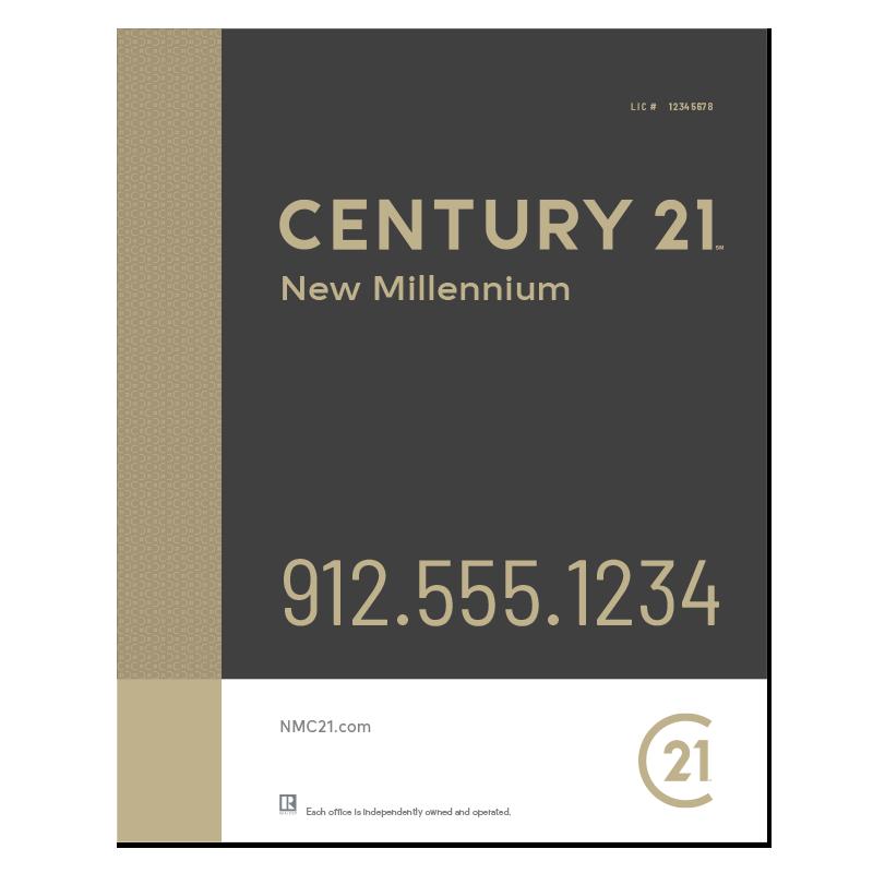 Century 21® Hanging Sign Panels-30X24RO_DES3B_200