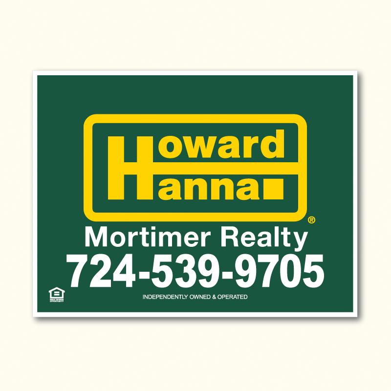 Howard Hanna Real Estate Howard Hanna Products-18X24_HHF_209