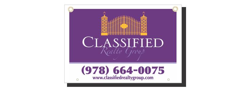 Independent Real Estate Hanging Sign Panels-12X18_SC_HP_7