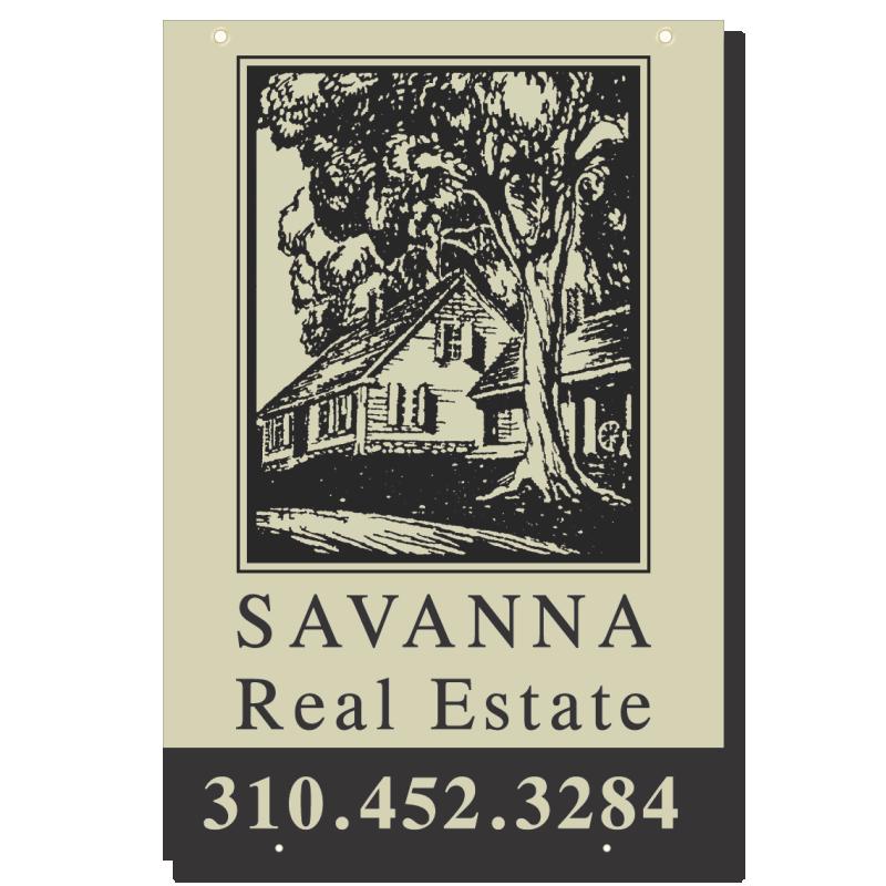 Independent Real Estate Hanging Sign Panels-36X24_SC_HP_7