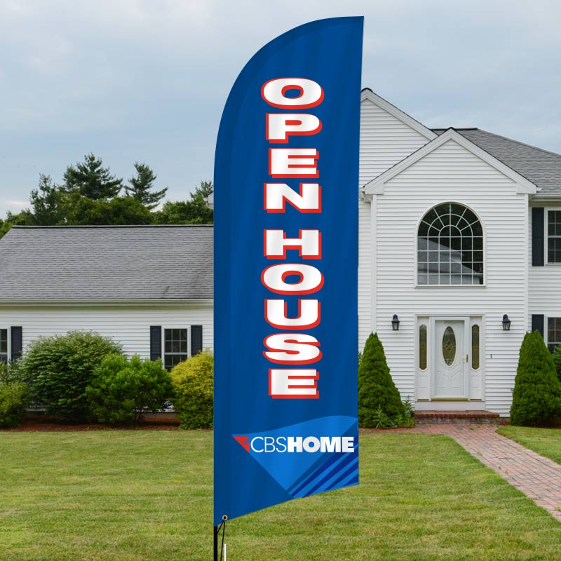 Independent Real Estate Feather Flags-CBS1F_7