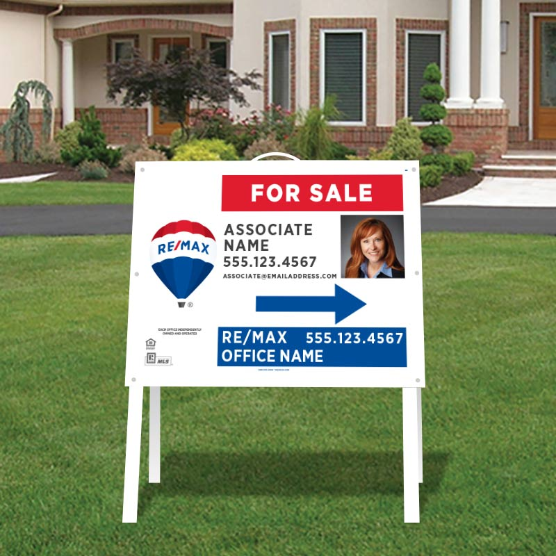 REMAX Open House & Directional Signs-A-224_18X24_187
