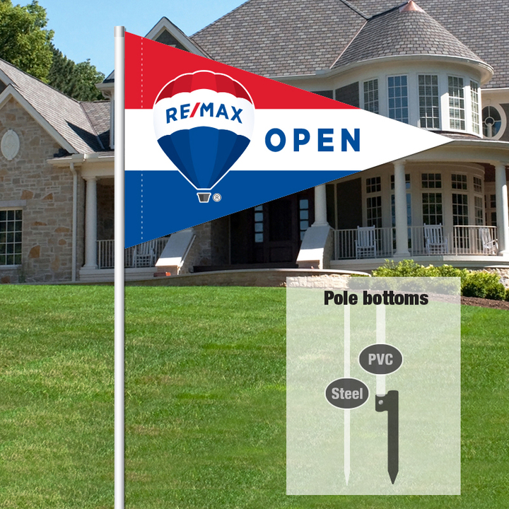 REMAX Pennant Flag-REMAX001