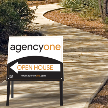 agencyone Open House & Directional Signs-A224_OH_171
